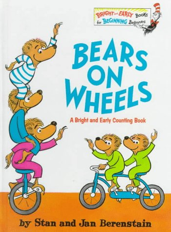 Image for Bears on Wheels (Bright & Early Books(R))