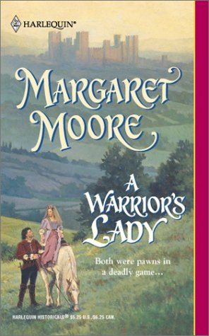 Image for A Warrior's Lady  (The Warrior Series) (Harlequin Historical, No. 623)