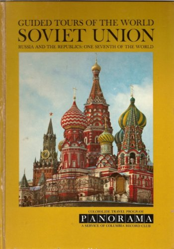 Image for COLORSLIDE TOUR OF THE SOVIET UNION Russia and the Republics: One Seventh of the The World