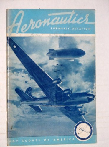 Image for Aeronautics - Formerly Aviation - Proof Edition