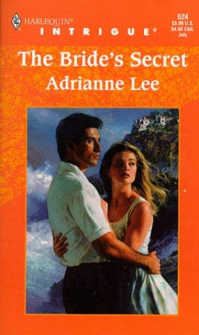 Image for The Bride's Secret (Harlequin Intrigue, No. 524)