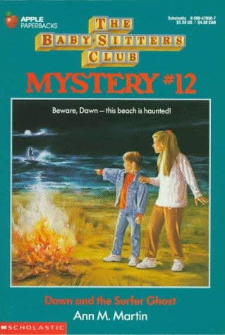 Image for Dawn and the Surfer Ghost (Baby-Sitters Club Mystery)