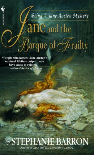 Image for Jane and the Barque of Frailty (A Jane Austen Mystery)