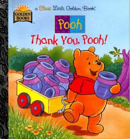 Image for Thank You, Pooh (Disney's Pooh)