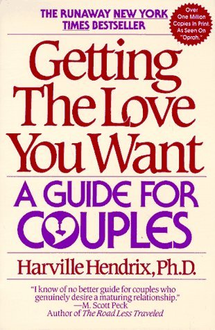 Image for Getting the Love You Want: A Guide for Couples