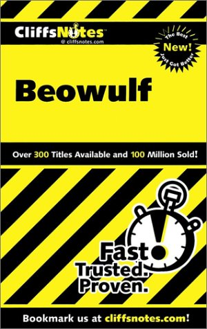 Image for Cliffsnotes Beowulf