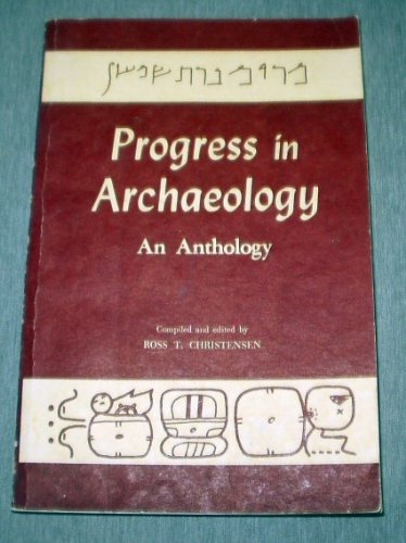 Image for PROGRESS IN ARCHAEOLOGY: AN ANTHOLOGY