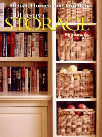 Image for 301 Stylish Storage Ideas (Better Homes and Gardens(R))