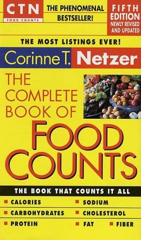 Image for The Complete Book of Food Counts- 5th Edition (Complete Book of Food Counts)