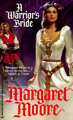 Image for Warrior'S Bride (The Warrior Series) (Harlequin Historicals, No 395)