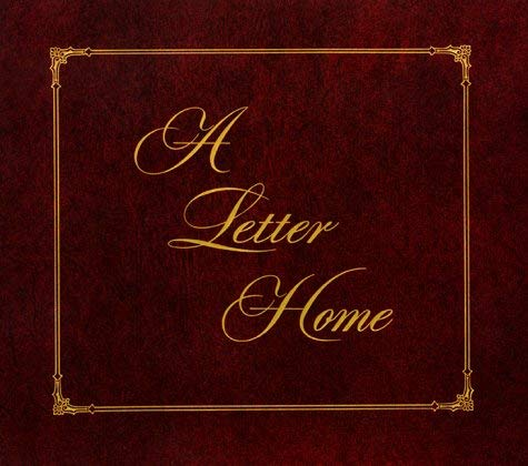 Image for A Letter Home
