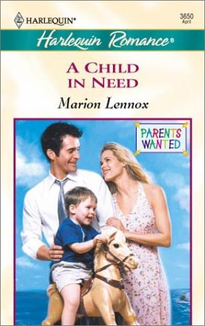 Image for Child In Need (Parents Wanted) (Romance, 3650)