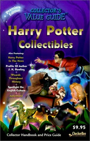 Image for Harry Potter Collector's Value Guide