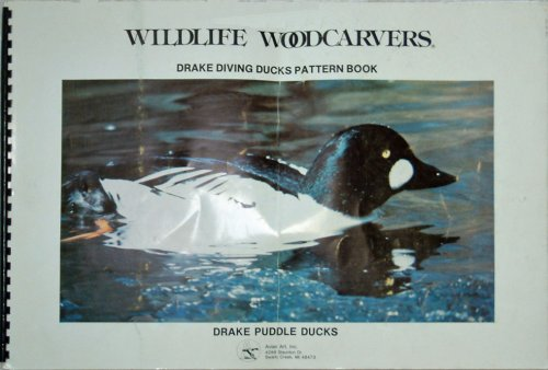 Image for Wildlife Woodcarvers Pattern Book: Drake Diving Ducks