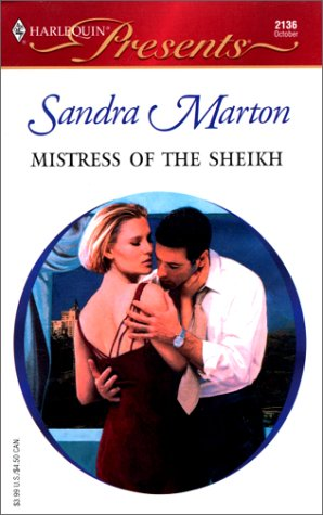 Image for Mistress of the Sheikh