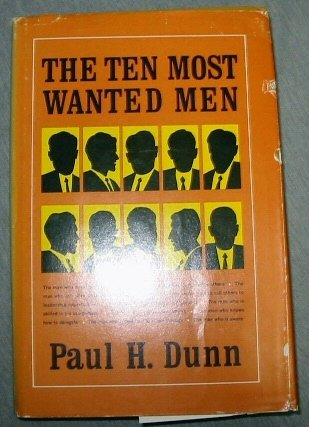 Image for THE TEN MOST WANTED MEN MORMON