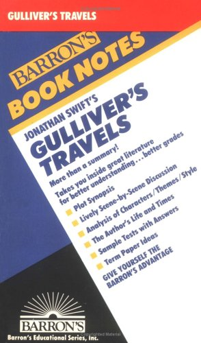 Image for Gulliver's Travels (Barron's Book Notes)