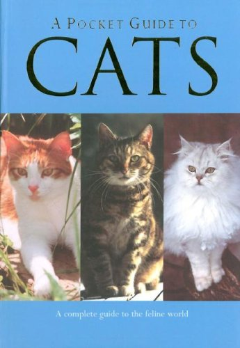 Image for A Pocket Guide To Cats (Reference Guide)