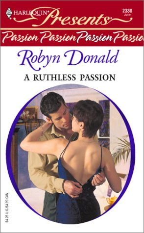Image for A Ruthless Passion  (Passion)