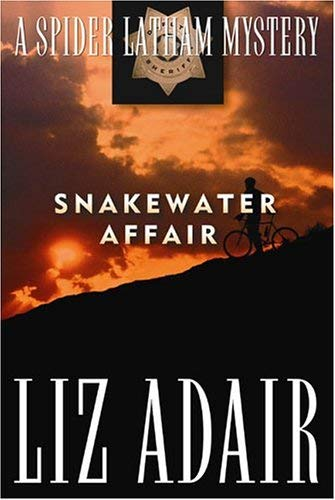 Image for Snakewater Affair: A Spider Latham Mystery