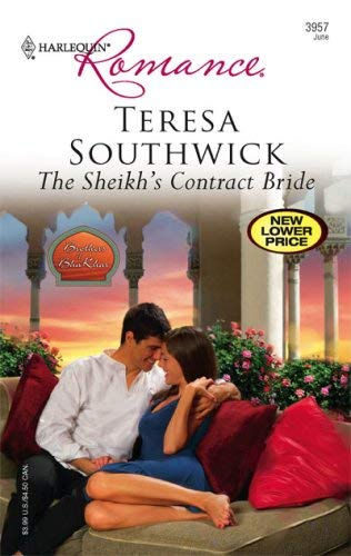 Image for The Sheikh's Contract Bride (Harlequin Romance)