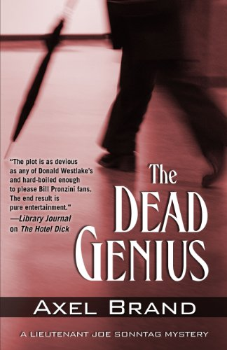 Image for The Dead Genius (Five Star Mystery Series)