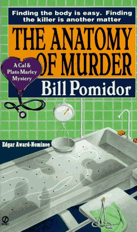 Image for The Anatomy of Murder: A Cal and Plato Marley Mystery (Cal and Plato Marley)