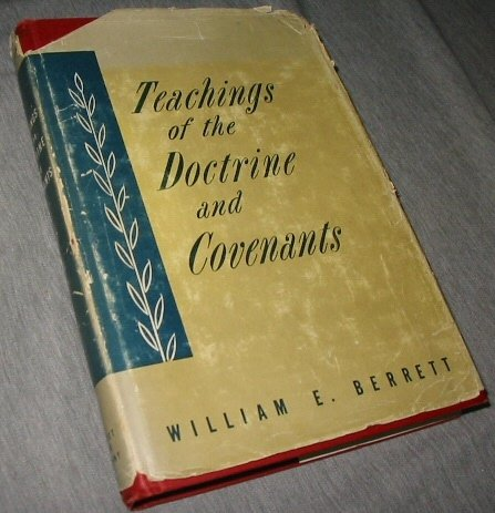 Image for TEACHINGS OF THE DOCTRINE AND COVENANTS