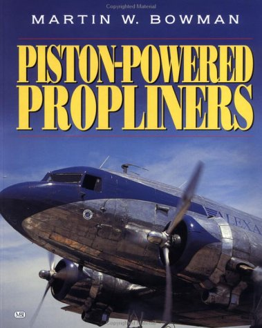 Image for Piston-Powered Propliners