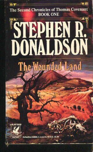 Image for THE WOUNDED LAND (Wounded Land)