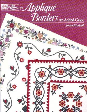 Image for Applique Borders: An Added Grace