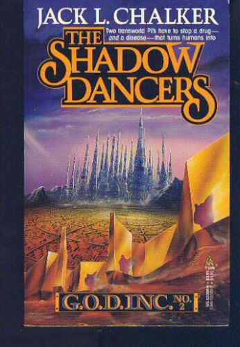 Image for The Shadow Dancers (G. O. D. Inc, No. 2)