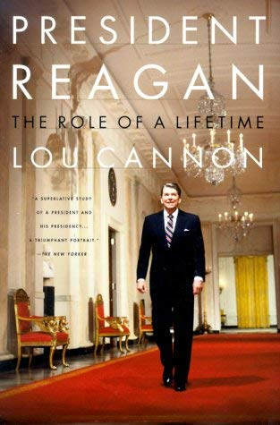 Image for President Reagan The Role Of A Lifetime