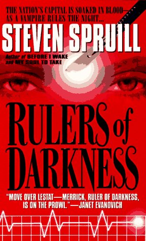 Image for Rulers of Darkness (Rulers of Darkness)