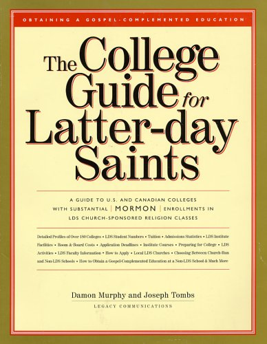 Image for The College Guide for Latter-day Saints
