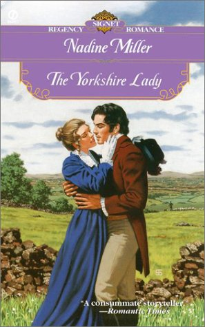 Image for The Yorkshire Lady (Signet Regency Romance)