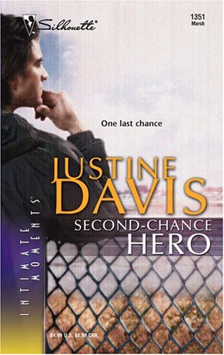 Image for Second-Chance Hero (Silhouette Intimate Moments No. 1351) (Intimate Moments)