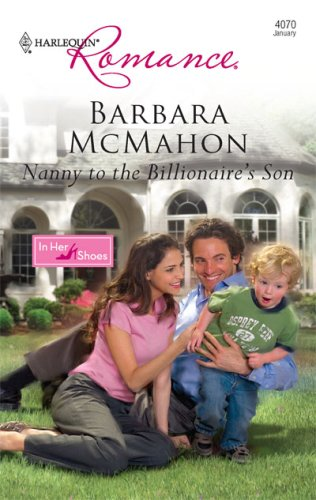 Image for Nanny To The Billionaire's Son (Harlequin Romance)