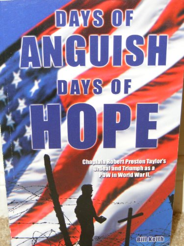 Image for Days of Anguish Days of Hope