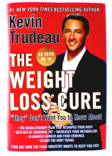 Image for The Weight Loss Cure 'They Don't Want You to Know About'