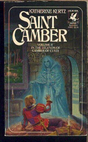 Image for SAINT CAMBER (Legends of Camber of Culdi)
