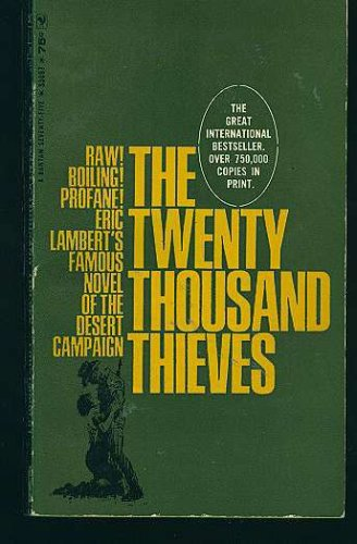 Image for The Twenty Thousand Thieves