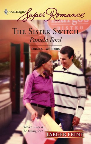 Image for The Sister Switch (Harlequin Superromance)