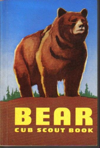 Image for Bear Cub Scout Book