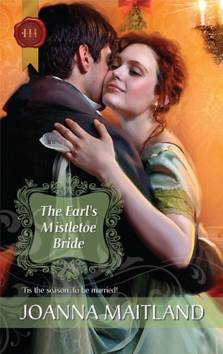 Image for The Earl's Mistletoe Bride (Harlequin Historical)