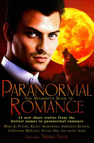 Image for The Mammoth Book of Paranormal Romance