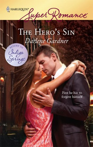 Image for The Hero's Sin (Harlequin Super Romance)
