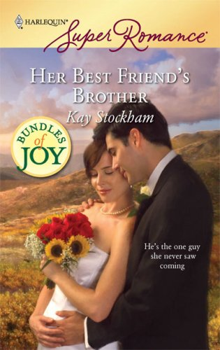 Image for Her Best Friend's Brother (Harlequin Superromance)