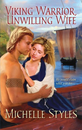 Image for Viking Warrior, Unwilling Wife (Harlequin Historical Series)