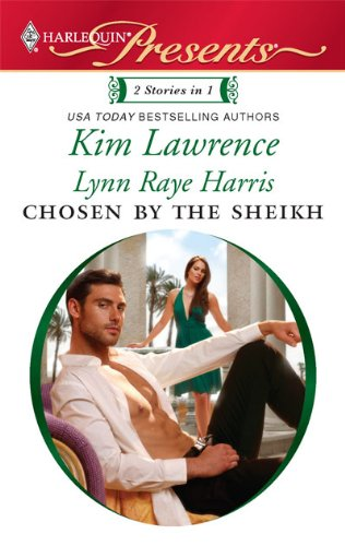 Image for Chosen by the Sheikh: The Sheikh and the Virgin Kept for the Sheikh's Pleasure (Harlequin Presents)